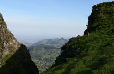 Äthiopien Semien Gebirge