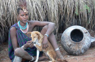 Äthiopien-Surma-