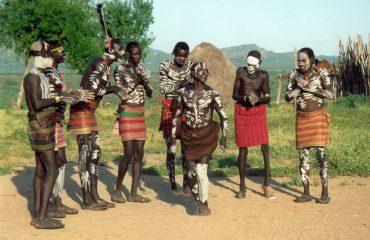 Äthiopien Karo