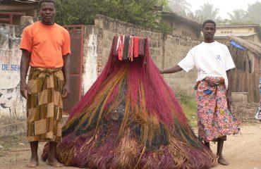 Benin Togo Maske