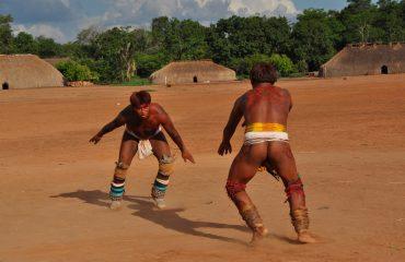 Brasilien Xingu Huka-Huka