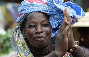 Ghana Togo Benin Tänzer