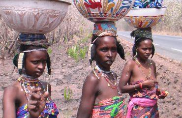 Ghana Benin Togo Fulani Frauen