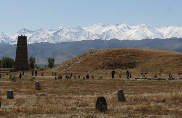 Kirgistan Burana Turm