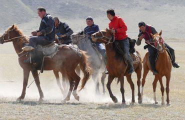 Kirgistan Reiterspiele