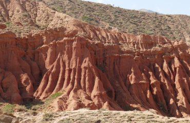 Kirgistan Skazka Canyon