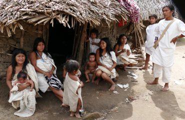 Kolumbien Kogi Indianer