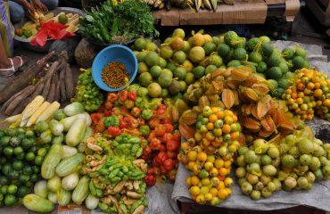 Kolumbien Markt