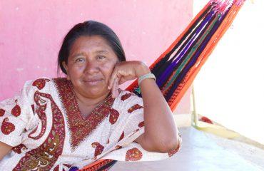 Kolumbien Wayu Frau