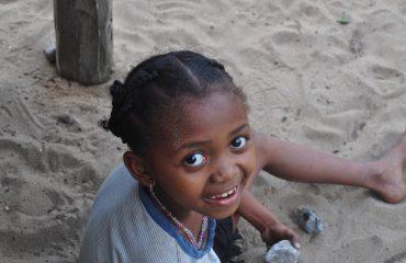 Madagaskar Kind