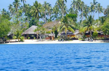 Vanuatu Espirito-Santo Oyster Island