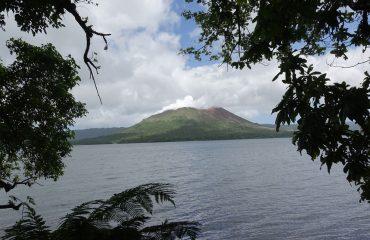 Vanuatu Insel-Gaua Lake Letas