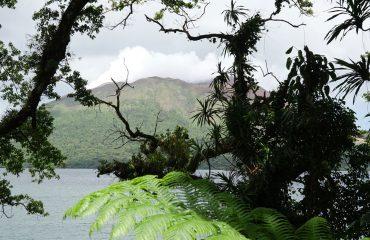 Vanuatu Insel-Gaua Mt. Garat
