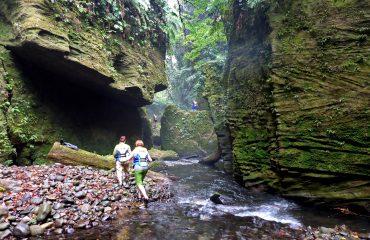 Vanuatu Insel Espirito-Santo Millennium Cave