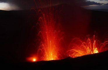 Vanuatu Insel Tanna Vulkan Yasur