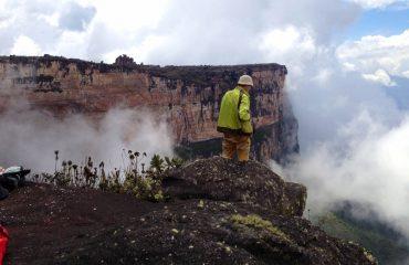 Venezuela Blick vom Tafelberg