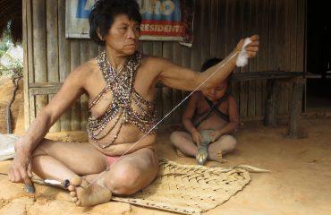 Venezuela Enepa Hoti Indianer