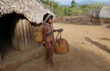 Venezuela Enepa Indianer