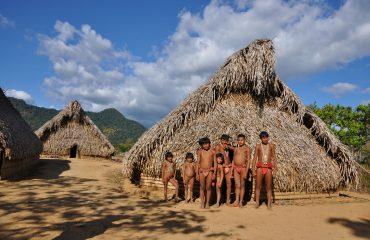 Venezuela Hoti Indianer