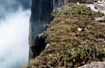 Venezuela Roraima vorm Abgrung