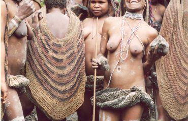 West-Papua-Hochland