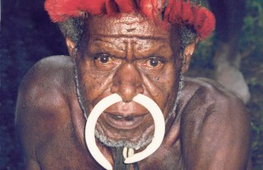 West-Papua Dani