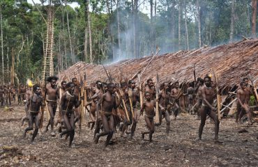 West-Papua Korowai