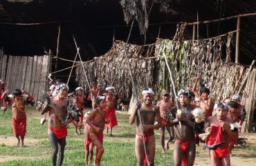 Yanomami im Shabono